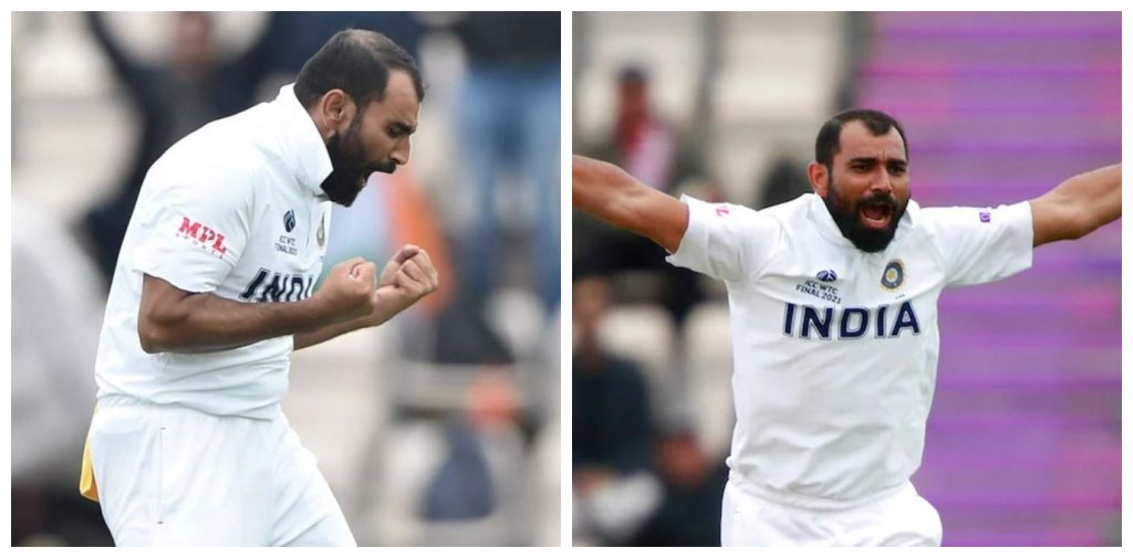 """""""We need to score enough back-up runs"""": Mohammad Shami hints at a cautious approach for India on Day 6 of WTC Final"""