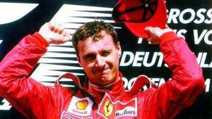 """Ex-Ferrari driver Eddie Irvine says Max Verstappen has the """"Michael Schumacher effect"""""""