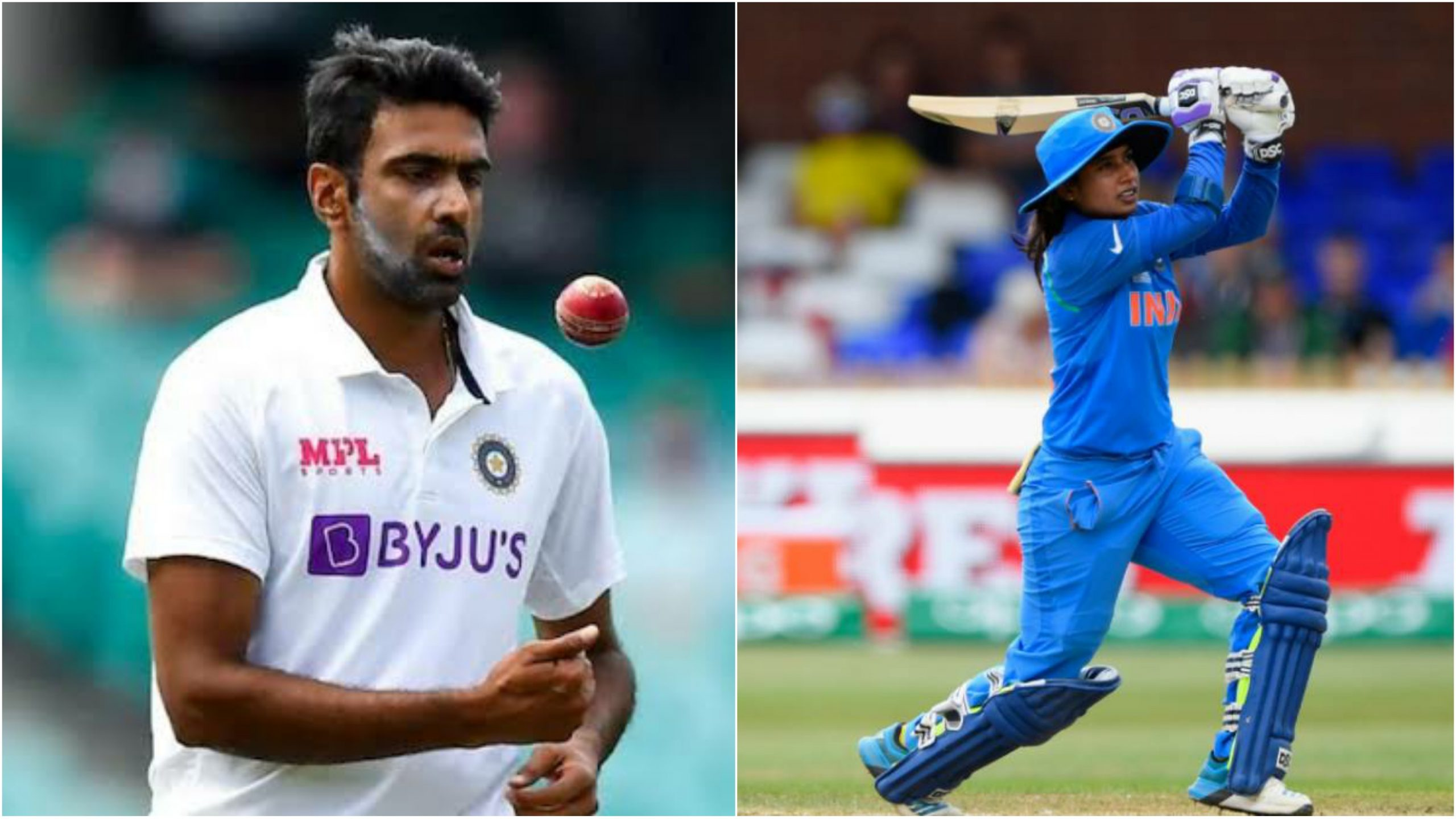 Ravichandran Ashwin and Mithali Raj are reportedly recommended for Khel  Ratna Award - Sports India Show