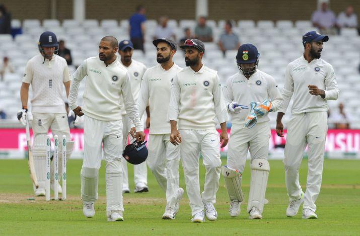 Team India Virat Kohli