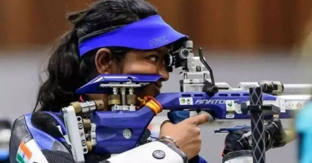 Elavenil Valarivan and Apurvi Chandela unsuccessful in qualifying for 10m air rifle final in Tokyo Olympics