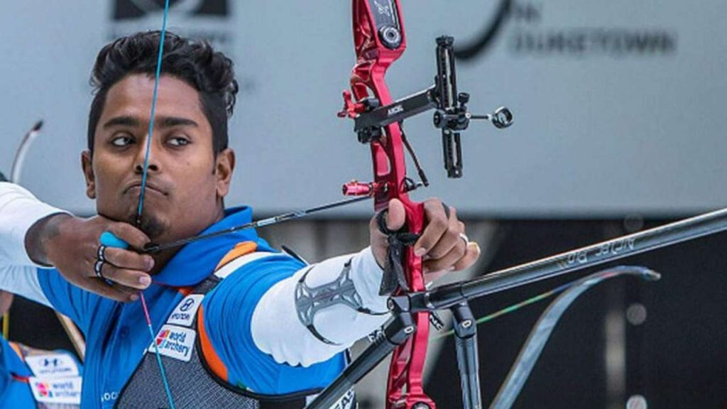 The Men's Archery team continues their march towards a prospective medal with their win over Kazakhstan in the Round Of 16. The archers defeated their Kazhak counterparts in a nervy matchup.