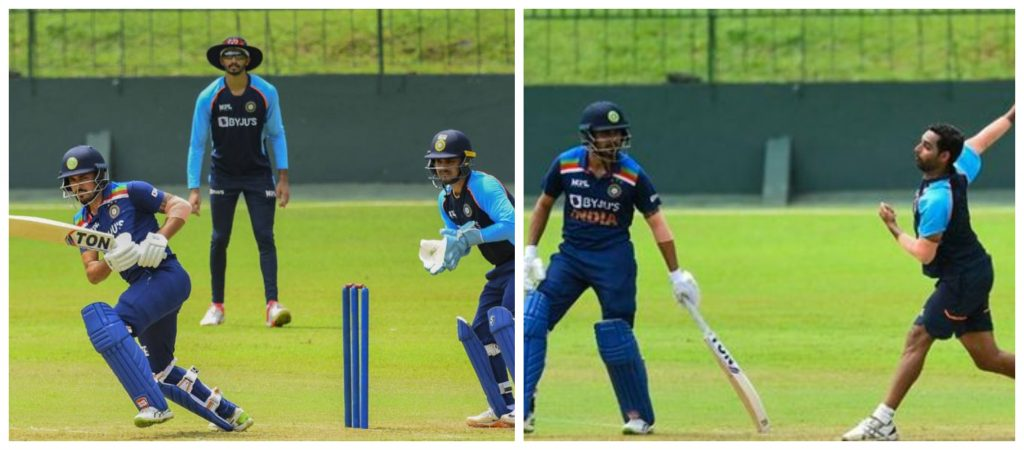 SL vs IND: Team India kick start preparation for Lanka tour with Intra-Squad Simulation T20 match