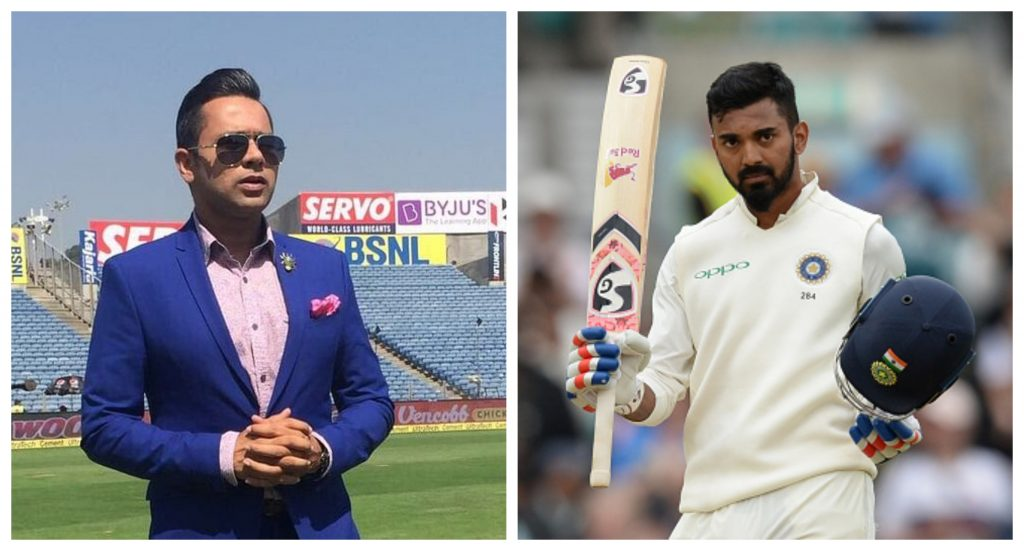 ENG vs IND: Aakash Chopra puzzled with KL Rahul's portrayal as a middle order batsman by Team India