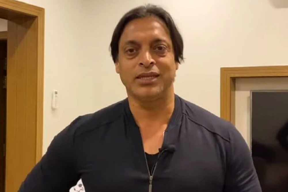 T20 World Cup 2021: Shoaib Akhtar predicts an India vs Pakistan final; tips Pakistan to come out on top