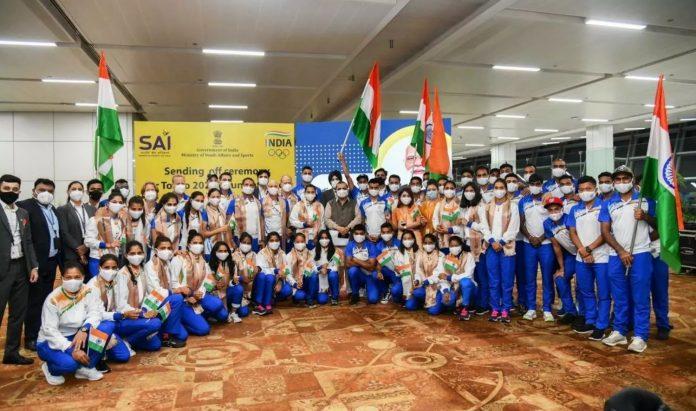 Team India Olympics