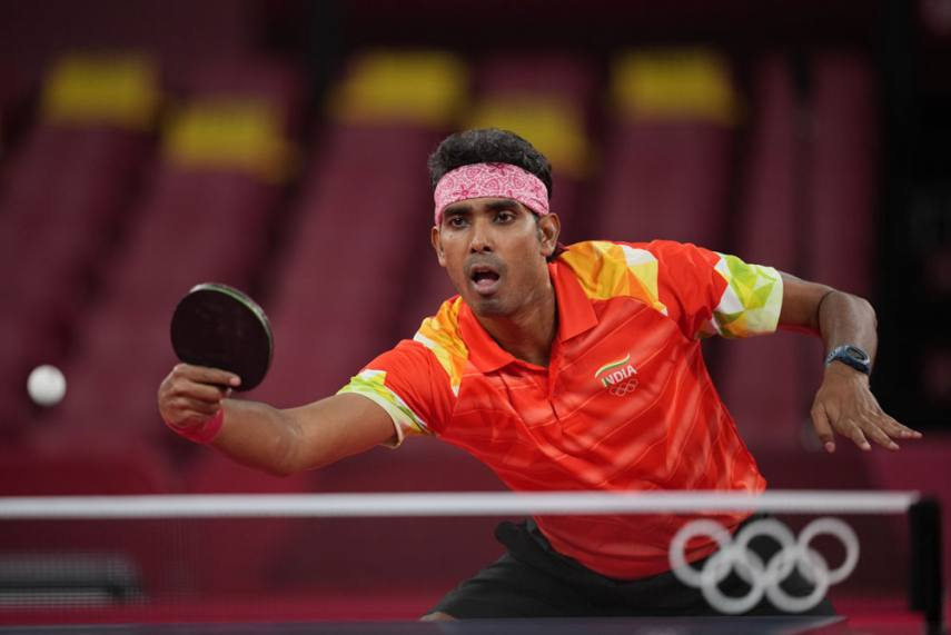 Tokyo Olympics: Sharath Kamal advances to 3rd Round; will take on world champion Ma Long next