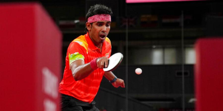 Tokyo Olympics: Sharath Kamal bows out to reigning world champion Ma Long in Round 3