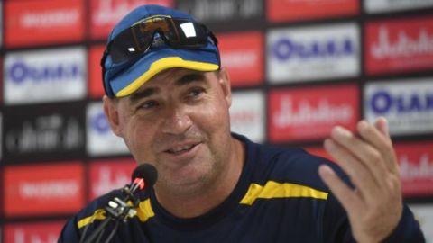 """It is like an IPL All Stars XI"": Sri Lanka coach Mickey Arthur hails Dhawan-led India side"