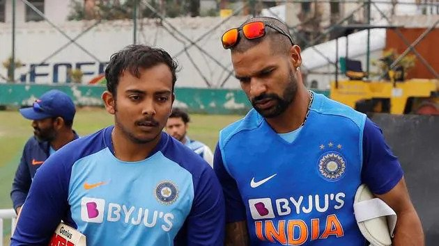 SL vs IND: Prithvi Shaw and Shikhar Dhawan slated to open the innings for India in first ODI
