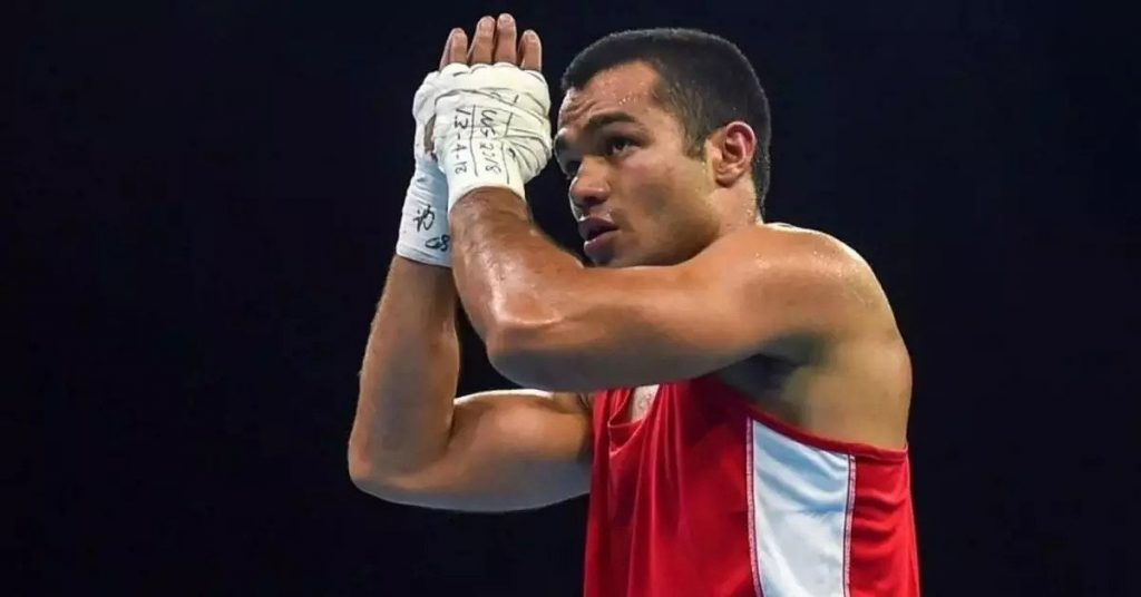 Boxer Vikas Krishan eliminated from Round of 32 Men's Welterweight category in Tokyo Olympics