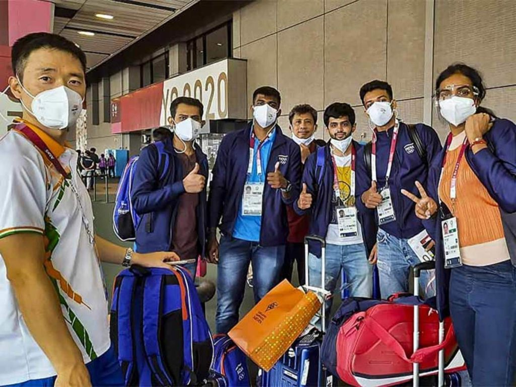 Mission Tokyo 2020: A glimpse at India's largest ever Olympic contingent