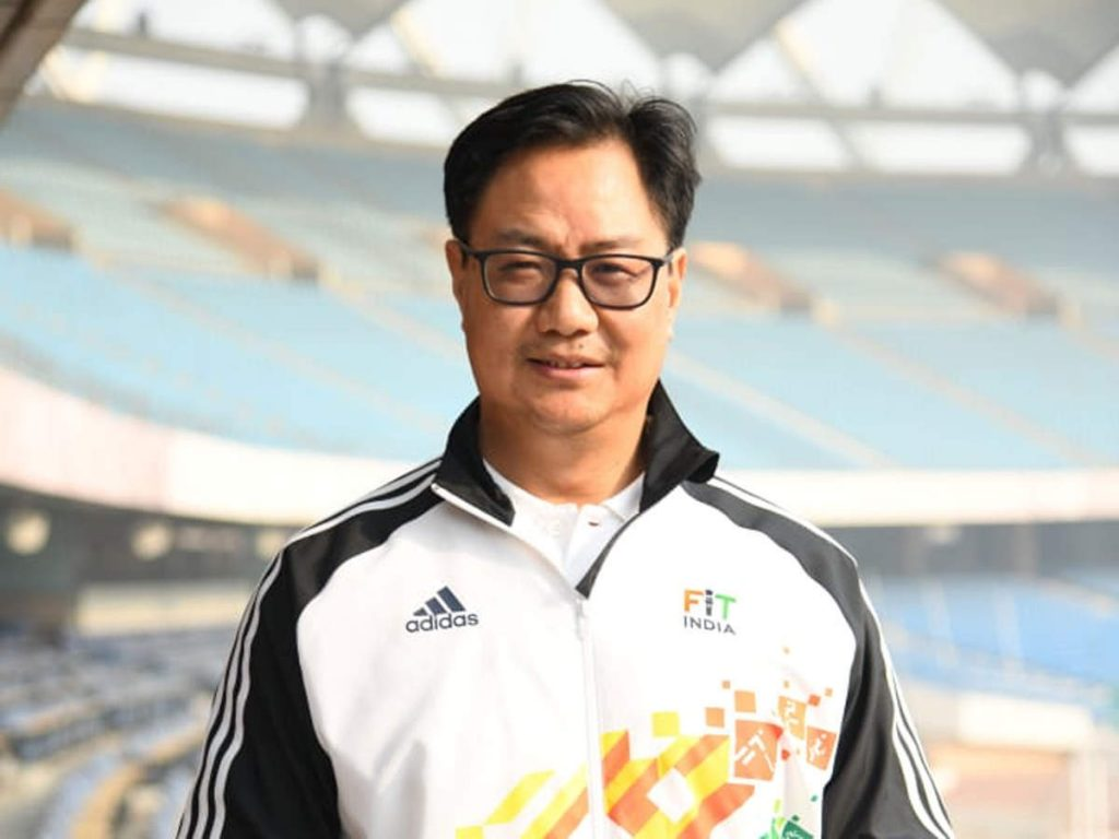 An ode to Kiren Rijiju: The man who encapsulated and instilled sport into a billion