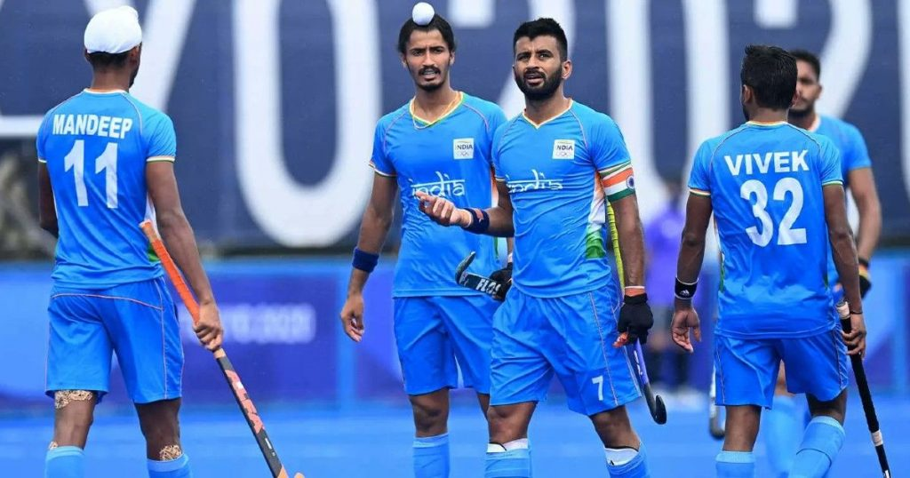 Tokyo Olympics: India Men's Hockey Team claim bronze after a nervy 5-4 win over Germany