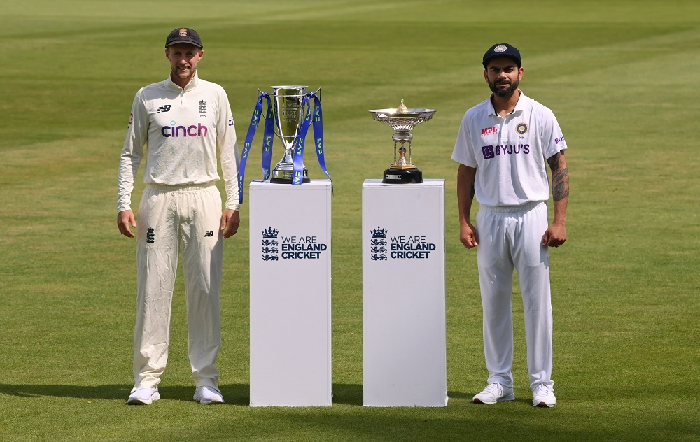 Aakash Chopra points out the difference between Virat Kohli and Joe Root at the moment