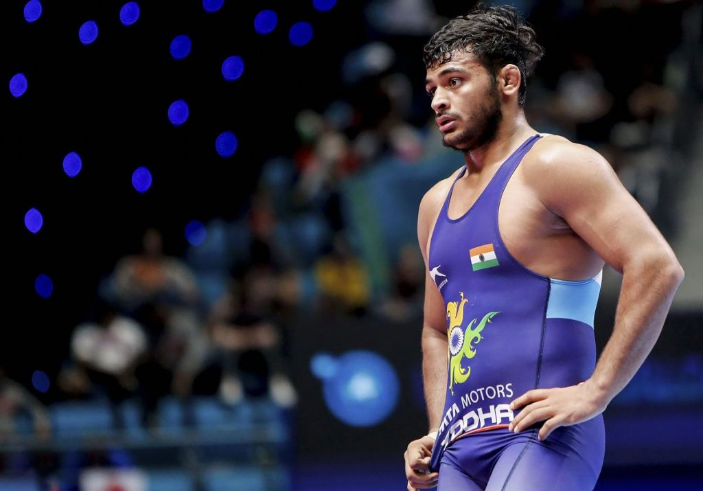 Tokyo Olympics: Deepak Punia storms into the quarterfinals of the 86kg wrestling category