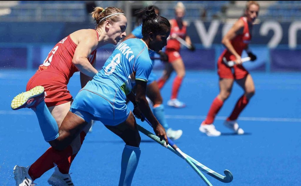 Tokyo Olympics: India Women's Hockey team lose Bronze medal match to Great Britain