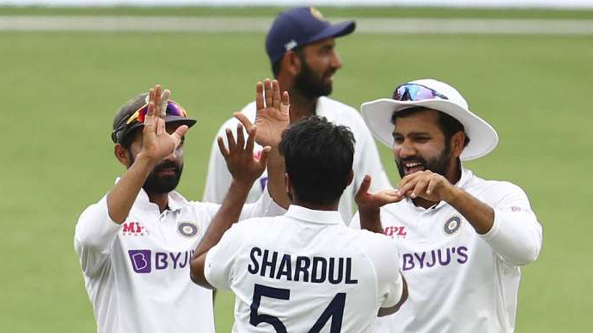 Shardul Thakur is fit and available for the third Test, confirms vice-captain Ajinkya Rahane