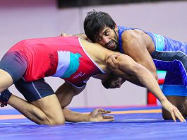 indian wrestling