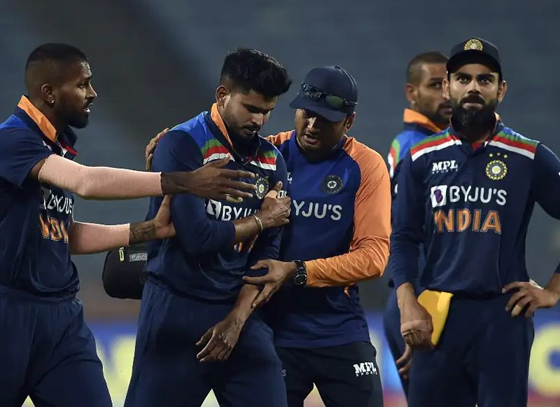 Shreyas Iyer declared match-fit by National Cricket Academy