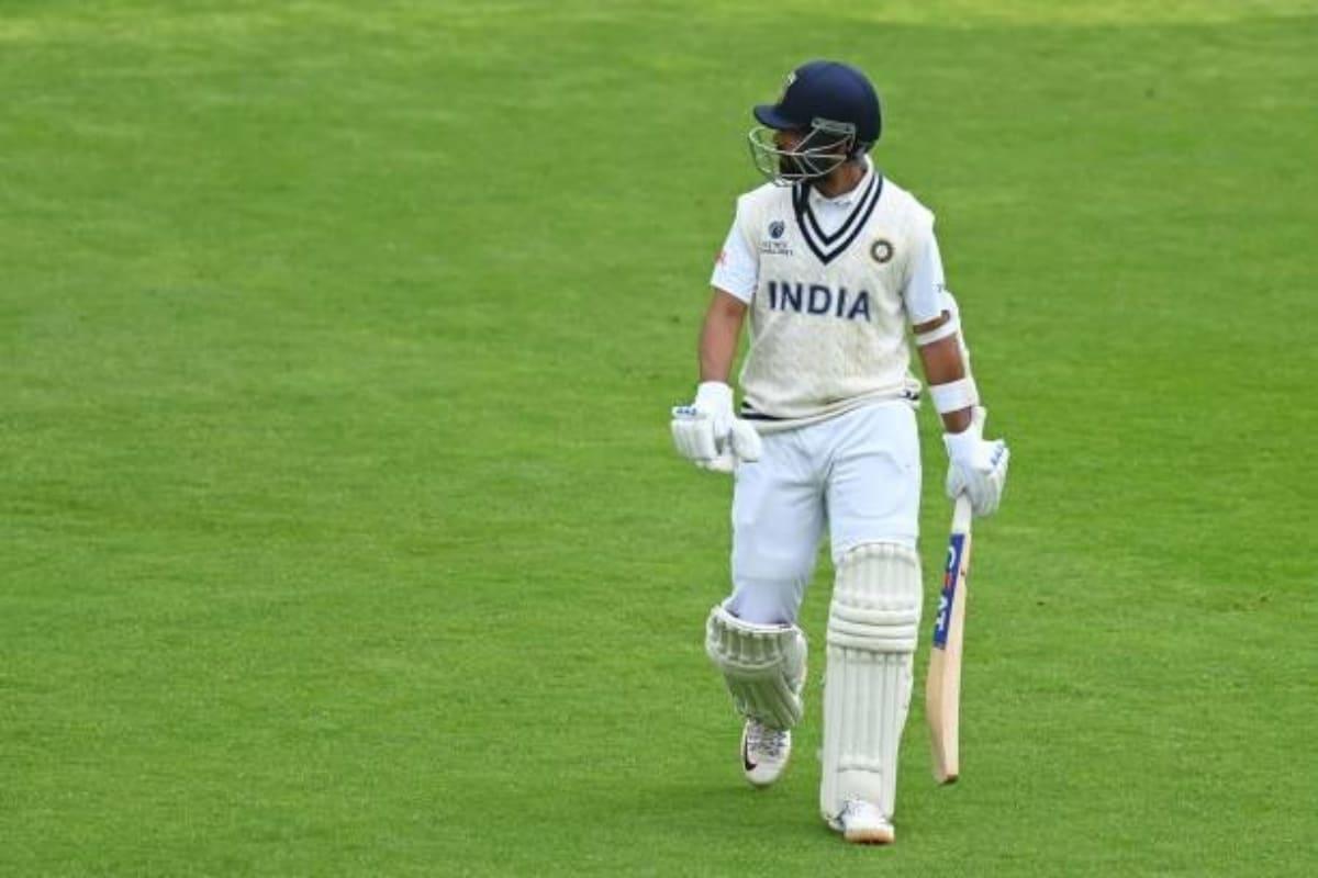 Ajinkya Rahane's form is not a concern, claims batting coach Vikram Rathour