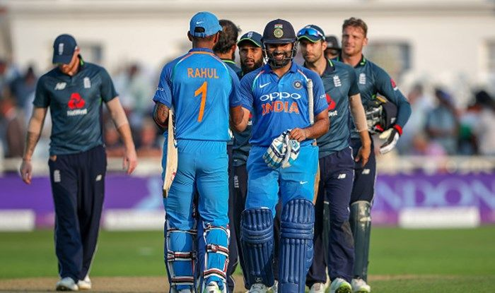India to tour England for a limited over series in 2022