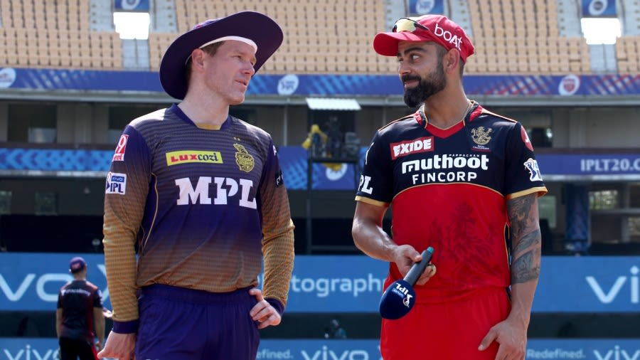 IPL 2021: KKR vs RCB Odds, Predictions and Analysis
