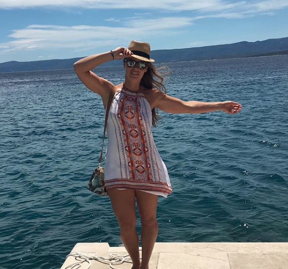 Tina Maze Instagram