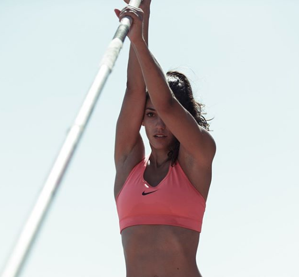 Allison Stokke Latest News Photos And Videos: Glamorous Pictures Of Allison Stokke!!
